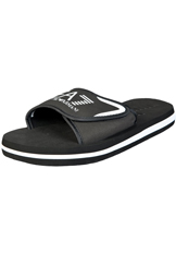 EA7 by Emporio Armani Men s Summer Slippers - Black