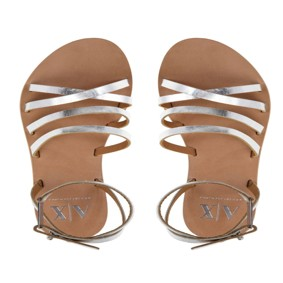 Armani Exchange Strappy Sandal