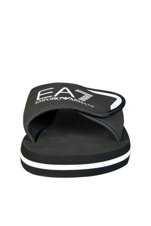 d35400e5b8a33e ... 3 EA7 by Emporio Armani Men s Summer Slippers - Black Image 4 ...
