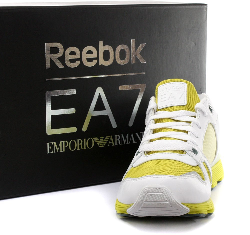 Emporio Armani Armani Jeans Shoes White
