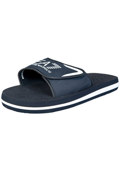 EA7 by Emporio Armani Men s Summer Slippers - Navy Blue